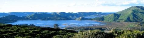 The Otago Peninsula