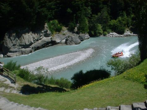 The Shotover Jet