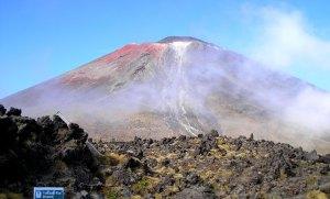 Ngauruhoe, a.k.a. Mount Doom