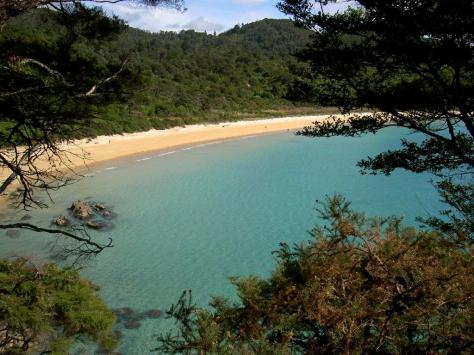 Golden Bay Abel Tasman National Park New Zealand