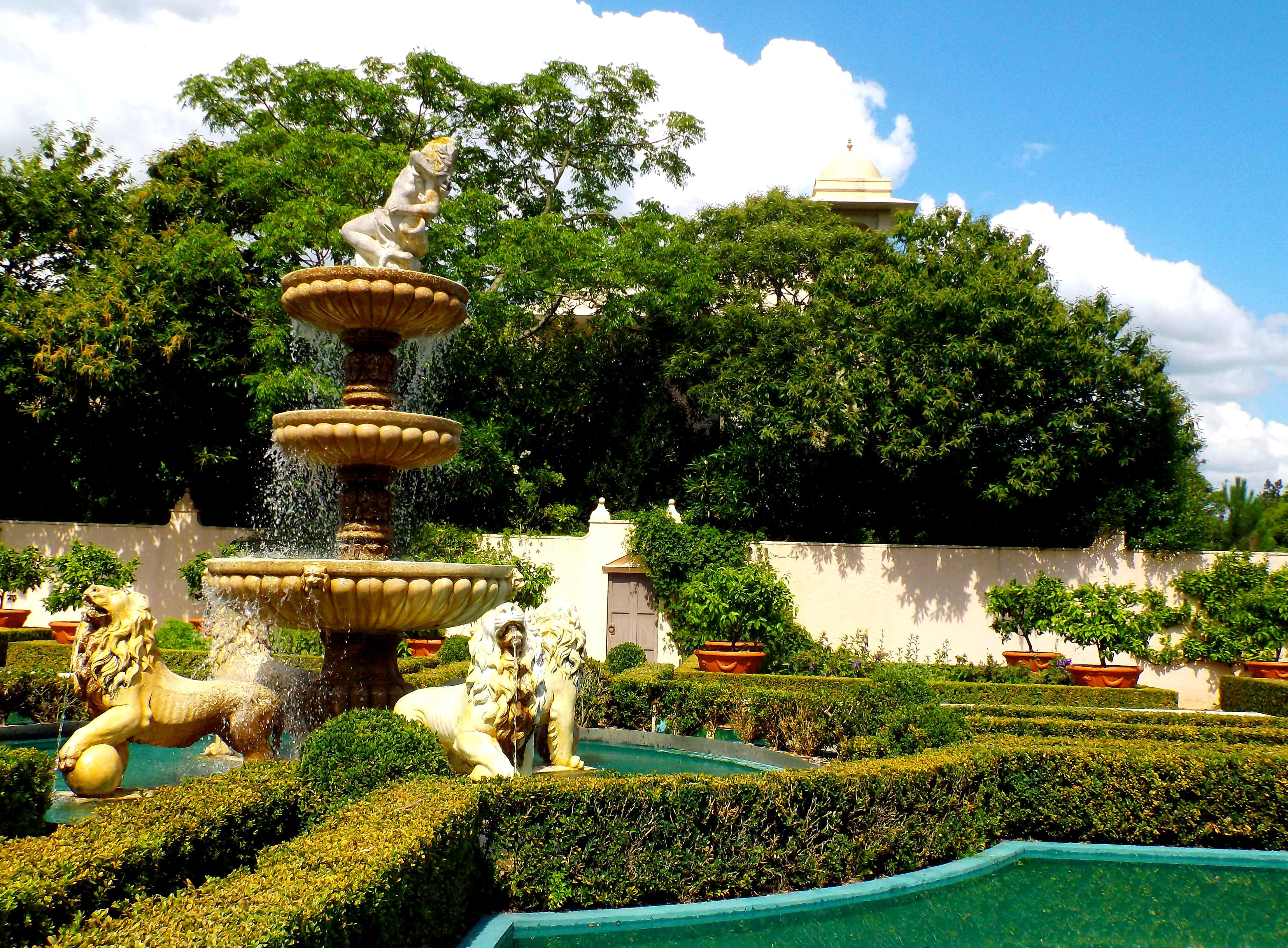 Chinoiserie Garden Hamilton Garden Ftempo