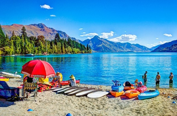 queenstown-beach