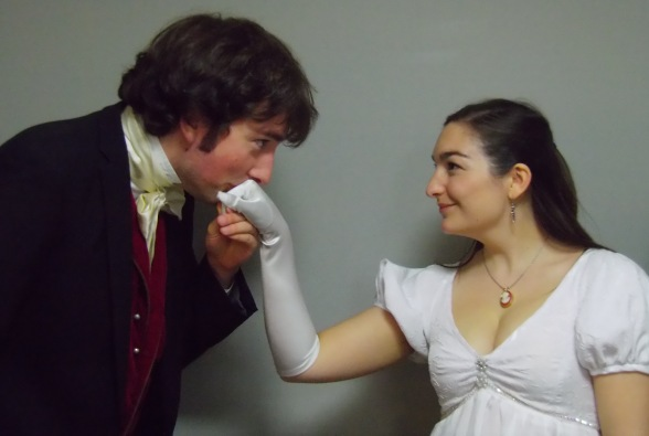 Jane Austen Regency Costume Ball 1