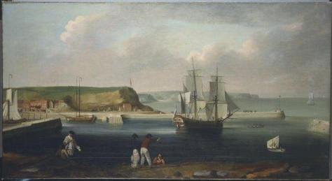 Cook's ship, HMS Endeavour