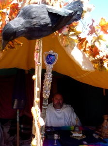 Druid, Tauranga Medieval Faire, New Zealand