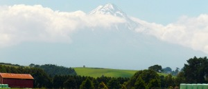 Mount Taranaki Egmont New Zealand