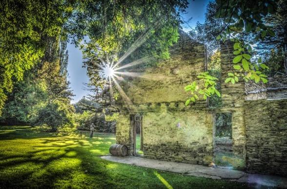 Thurlby Domain Ruins
