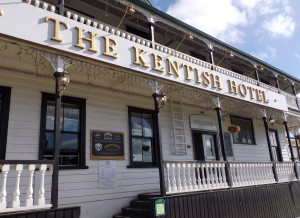 The Kentish Hotel, Waiuku