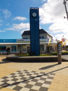 Waiuku Clock Tower