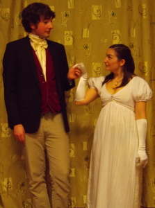 Jane Austen Regency Costume Ball 2