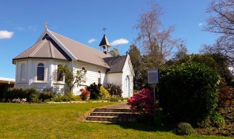 kihikihi-church