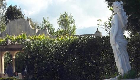 Italian Garden, Hamilton, New Zealand