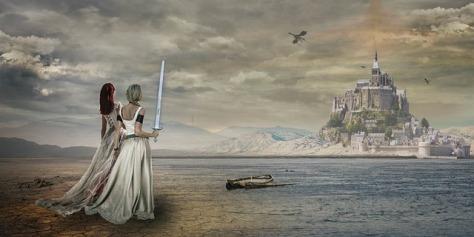 Fantasy Image from Pixabay.com