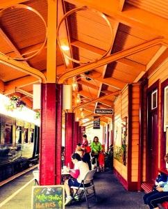 Waikino Vintage Railway Station