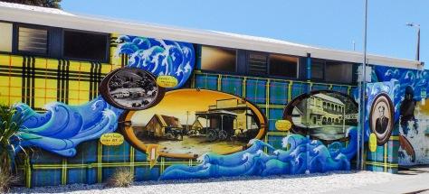 Waipu Cove Mural
