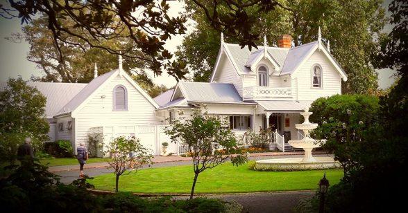 Woodlands Historic Homestead