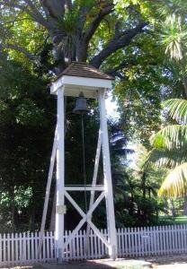 Chapel Bell, The Elms, Tauranga
