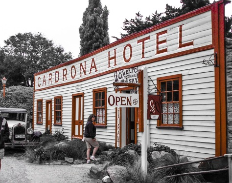 Old Cardrona Hotel, South Island