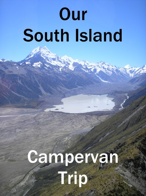 Our South Island Campervan Trip