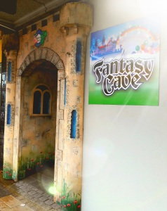Fantasy Cave, Dannevirke