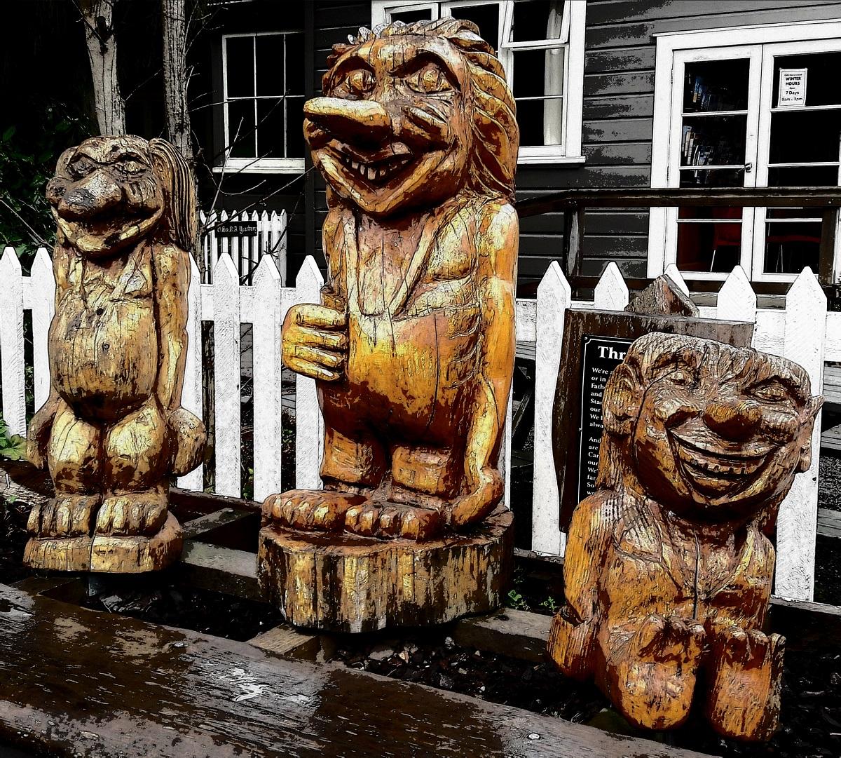 Vikings, Trolls and a Magical Gateway | POMS AWAY!