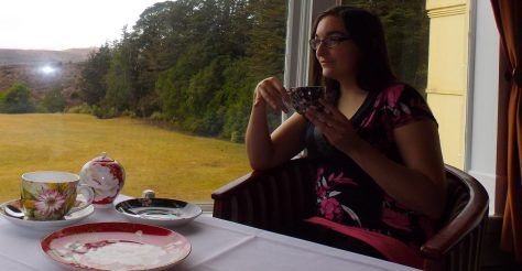 High Tea Chateau Tongariro