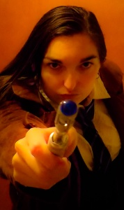 female tenth doctor cosplay