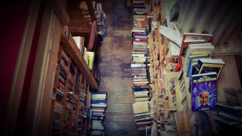 Hard to Find Bookshop