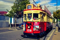 The Christchurch Tram