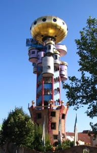 hundertwasser kuchlbauer tower