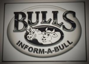 bulls sign
