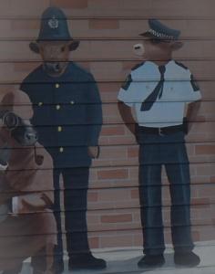 bulls police