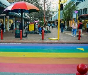 cuba street rainbow crossing