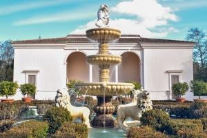 fountain italian garden hamilton