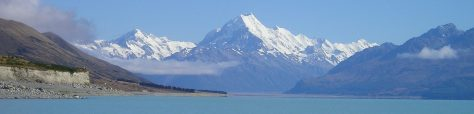 lake pukaki mt cook