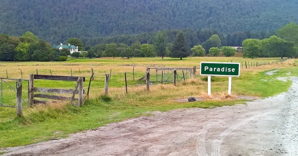 Paradise New Zealand